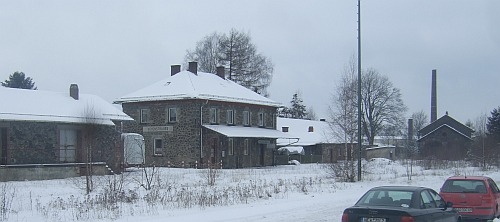 Bahnhof Vohenstrauß