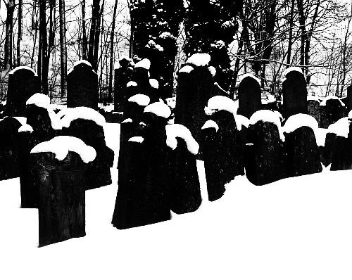 Jüdischer Friedhof in Floß