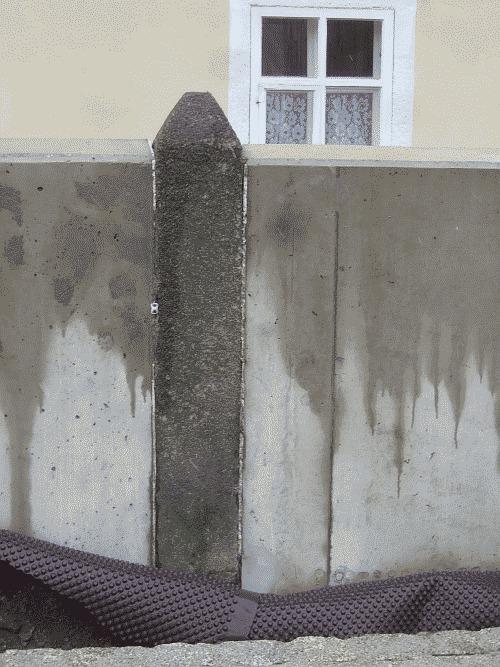 Mauern - Architektur der Macht?