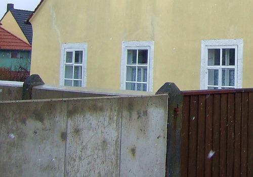 Mauern - Architektur der Sicherheit?