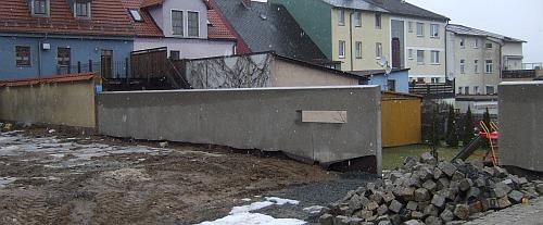 Mauern - Architektur der Angst