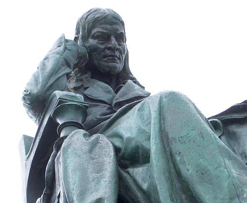 Friedrich-Rückert-Denkmal in Schweinfurt