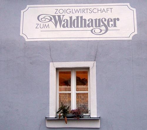 Zoiglwirtschaft Waldhauser in Neustadt an der Waldnaab