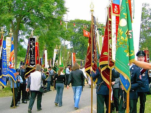 Feuerwehrfest in Waldau