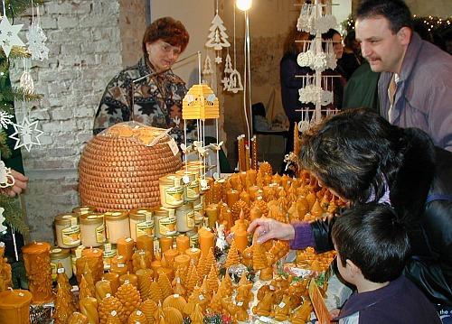 Advent im Schloss 2002