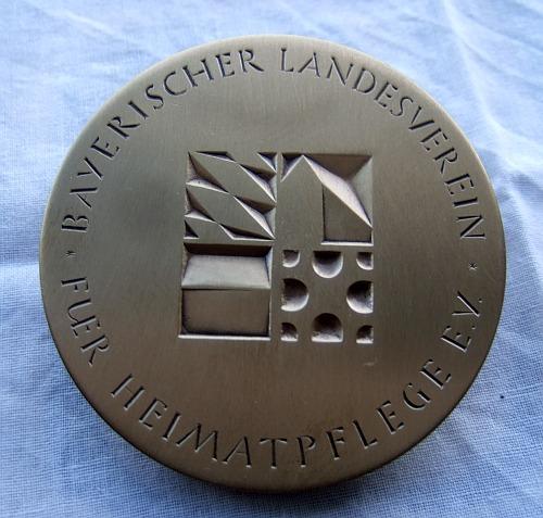Auszeichnung durch den Bayerischen Landesverein für Heimatpflege