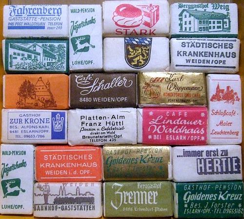 Zuckerstücke aus fünfzig Jahren