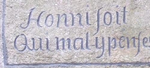 gefunden im Felsenlabyrinth der Luisenburg bei Wunsiedel, Fichtelgebirge