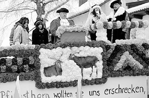 Berichterstattung. Der neue Tag, Pilfusek, Febr. 2010