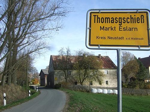Thomasgschieß (Foto P. Staniczek)