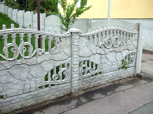 Garteneinfriedung in Schwandorf