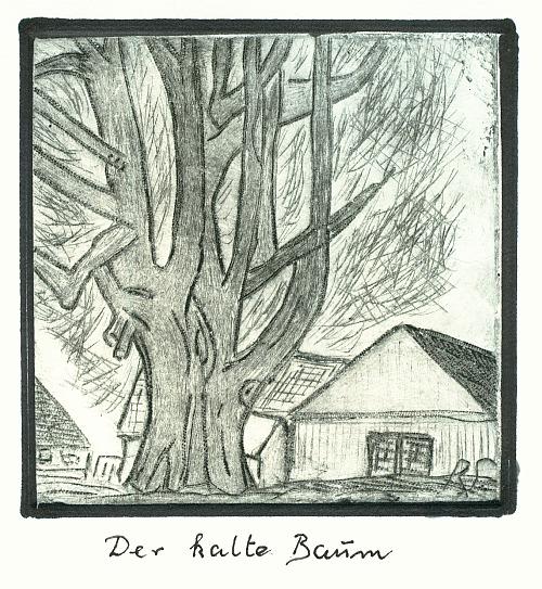 Rudolf Schieder, Der kalte Baum