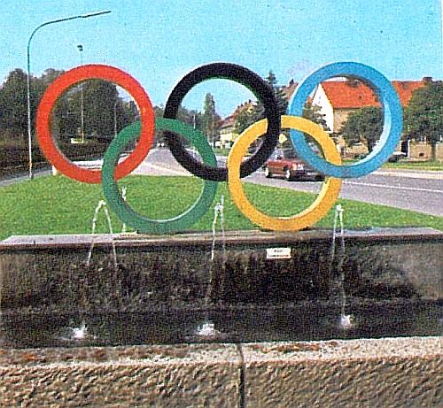 Olympiabrunnen Vohenstrauß